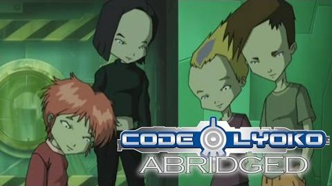 Code Lyoko Abridged Eight-Shot