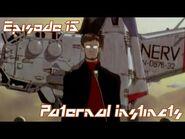"""Yet Another Neon Genesis Evangelion Abridged Series Episode 15 """"Paternal Instincts"""""""