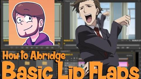 Basic Lip Flaps Tutorial How to Abridge