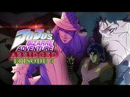 JoJo's Bizarre Adventure Abridged Episode Five- Immigrant Song (JJBAA)