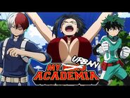 My Urban Academia Full Season (Episodes 1-4) - BNHA Comic Dub