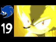 Sonic F - 19 - Death & Rebirth! Super Sonic Season Swan Song