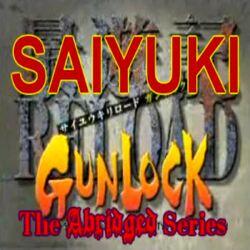 Saiyuki Reload, Gunlock TAS Logo.jpg
