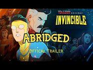 INVINCIBLE ABRIDGED (Official Trailer)