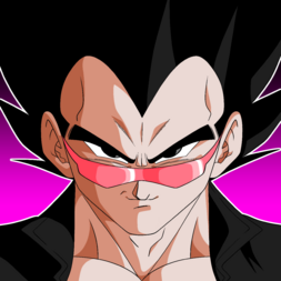 Prince Vegeta 2018 front THE ONE IS HERE.png