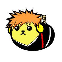 Mameshiba Ichigo Cosplay by erikushin.jpg