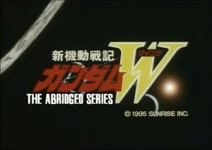 Gundam Wing Abridged Logo.png