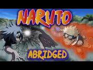 Naruto the Abridged Series - Episode 8 - The Sasuke Retrieval Arc Abridged - Part 2