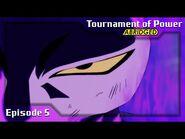 Tournament of Power ABRIDGED Episode 5