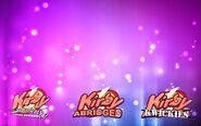 Kirby Abridged, Kwickies, Lost Episodes Logos