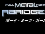 Full Metal Panic! Abridged Series (xexyzl)