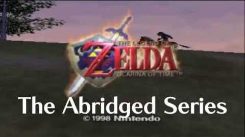 The_Legend_of_Zelda_Ocarina_of_Time_Abridged_Opening_Intro