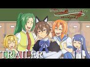 When the Higurashi Cry Abridged - Reveal Trailer