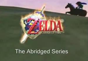 Legend of Zelda (adamwestlapdog) Abridged title block.png