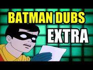"Batman Dubs Extra ""Wayne-Dos 10"" (Parody)"