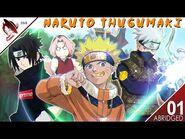 2GS - Naruto Thugumaki Abridged - Parody