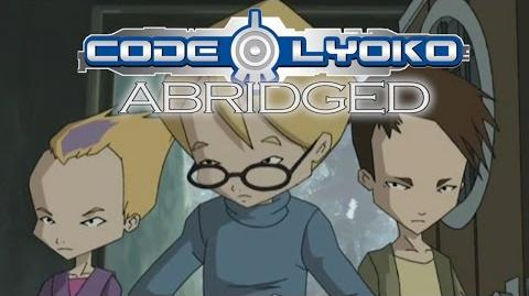 Code Lyoko Abridged Seven-Shot