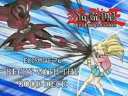 YGOTAS Episode 76 - Becky With The Good Deck-2