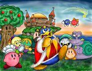 Kirby Abridged Fan Art 2