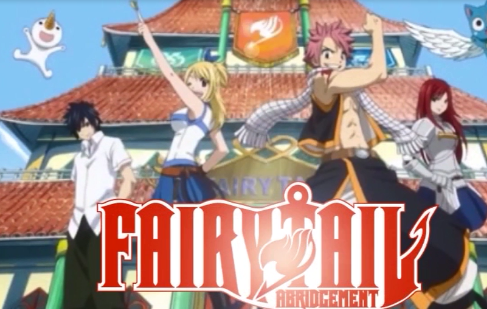 Fairy Tail Abridgement Thedastails Abridged Series Wiki Fandom Today you get all of re:zero in a shiny 8 minute little. fairy tail abridgement thedastails