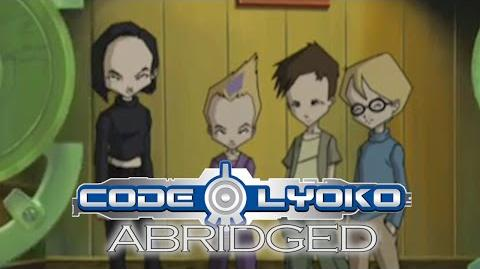 Code Lyoko Abridged Two-Shot