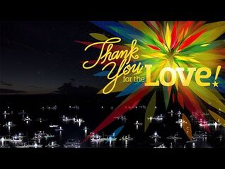 "ABS-CBN Christmas Station ID 2015 ""Thank You For The Love"""
