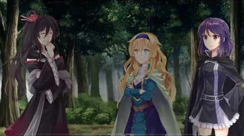 Fault Milestone two side;above Melano Op Mana Fission