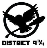 District 9 and 3 quarters