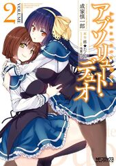 Cover of Absolute Duo
