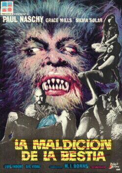 La Maldicion de la Bestia poster.jpg