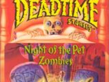 Night of the Pet Zombies