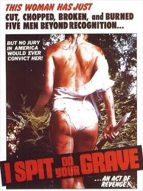 I Spit on Your Grave (1978) poster.jpg