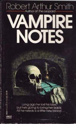 Vampire Notes RA Smith Fawcett 1989.jpg