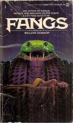 Fangs by William Dobson 1980 Signet pbk.jpg