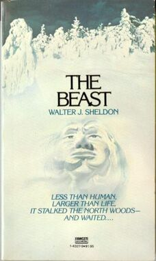 Walter J Sheldon - The Beast 1980 Fawcett paperback.jpg