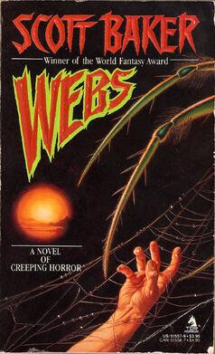 Webs - Scott Baker - Tor Horror pbk - May 1989.jpg