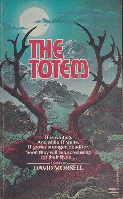 Totem, The - David Morrell - Fawcett Crest paperback - Aug 1980.jpg