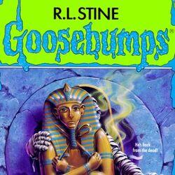 Return of the Mummy (Goosebumps book)