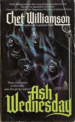 Ash Wednesday - Chet Williamson - Tor Horror pbk - 1989.jpg