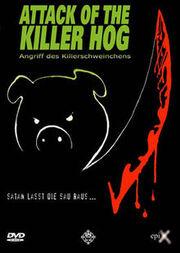 Attack of the Killer Hog dvd cover.jpg
