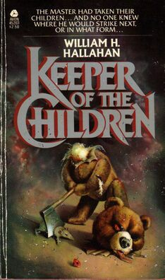 Keeper of children hallahan avon pbk 1979.jpg