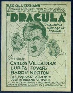 Dracula (Spanish) poster.jpg