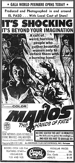 Manos the Hands of Fate poster.png