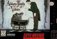 Addams Family Values Coverart