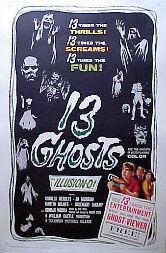 13 Ghosts (1960) poster.jpg