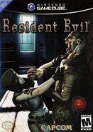 Resident Evil 2002 cover