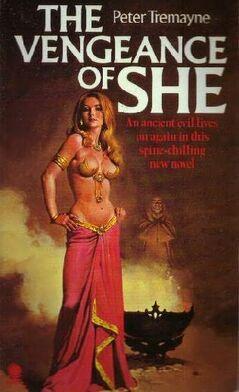 The Vengeance of She cover.jpg