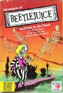 Beetlejuice MS-DOS cover