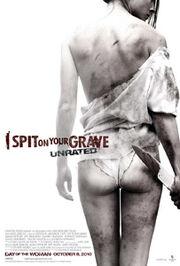 I Spit on Your Grave (2010) poster.jpg