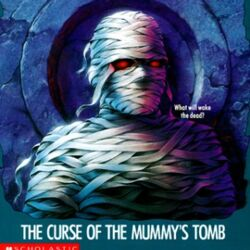 The Curse of the Mummy's Tomb (Goosebumps book)